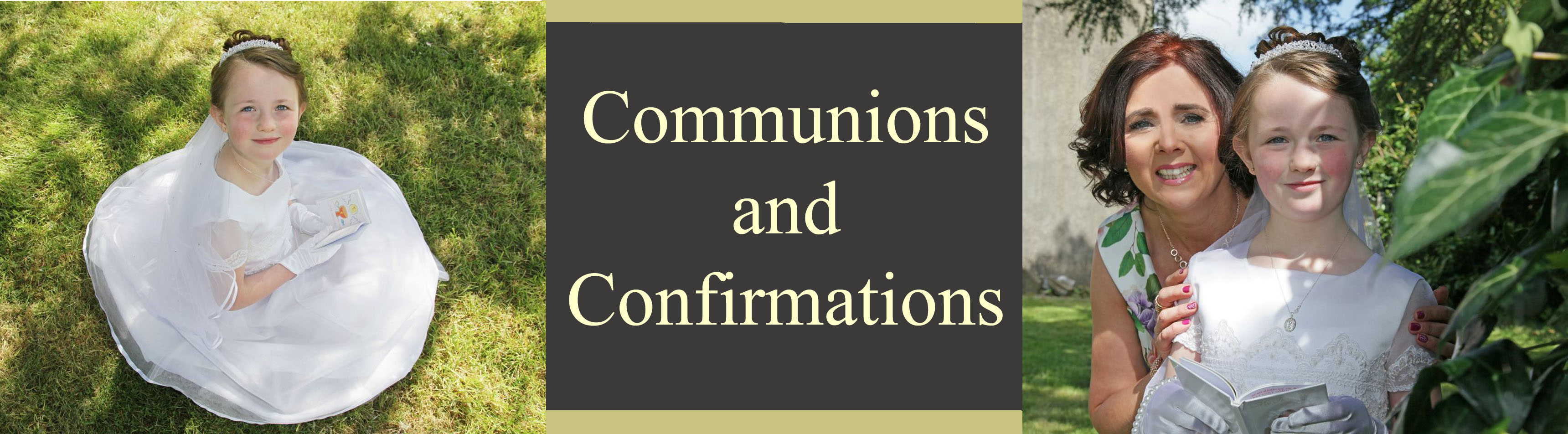 Communions and Confirmations